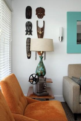 三居室沙发装修效果图784