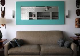 三居室沙发背景墙装修效果图122