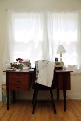 二居室窗帘装修效果图388