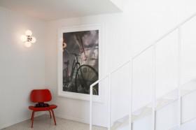 楼梯背景墙装修效果图69