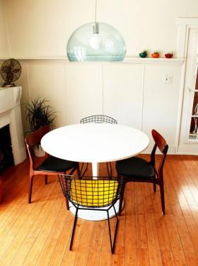 二居室餐桌装修效果图459