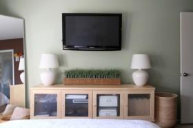 二居室简洁装修效果图380
