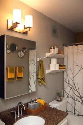 二居室洗手台装修效果图180
