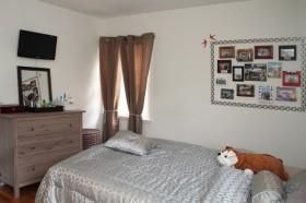 110平二居卧室装修效果图
