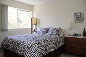卧室简洁装修效果图377