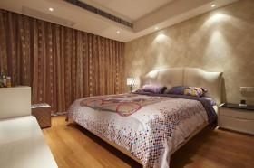 150平三居卧室装修效果图670