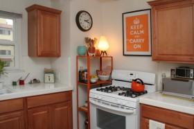 厨房装修效果图339