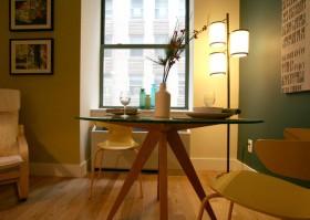 60平米简洁家居装修效果图