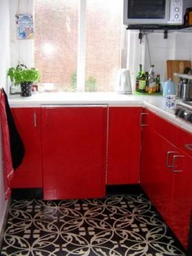 70平米公寓厨房装修效果图