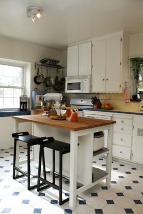 厨房吧台装修效果图337