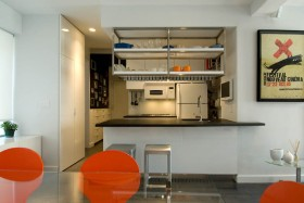 70平米厨房装修效果图
