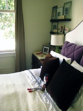 公寓卧室装修效果图655