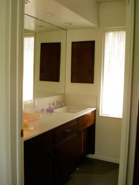 浴室柜装修效果图63