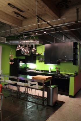 厨房吧台装修效果图333