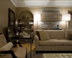 公寓沙发装修效果图747