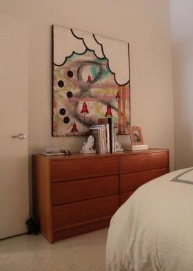 110平公寓装修效果图91
