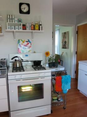 110平厨房装修效果图332