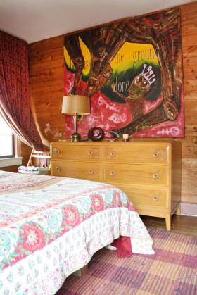 二居室床装修效果图513