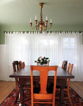 110平三居室餐厅装修效果图