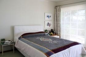 110平别墅舒适卧室装修效果图