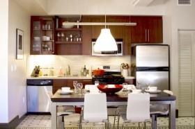 厨房装修效果图328