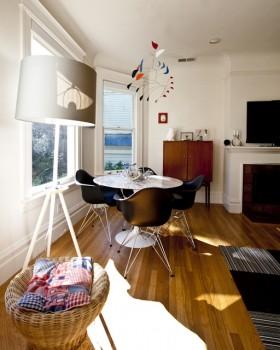 60平米一居室餐厅装修效果图
