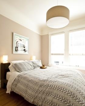 70平米一居室卧室装修效果图636