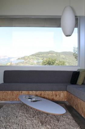 155平别墅客厅沙发装修效果图734
