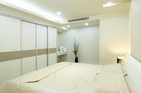 60平米小户型卧室床装修效果图