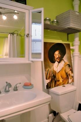 经济型装修 洗手台装修效果图170