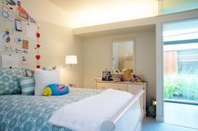 155平四居室简洁装修效果图349