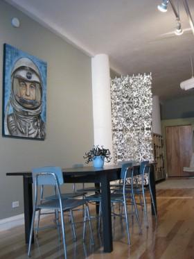 135平时尚公寓餐厅装修效果图42