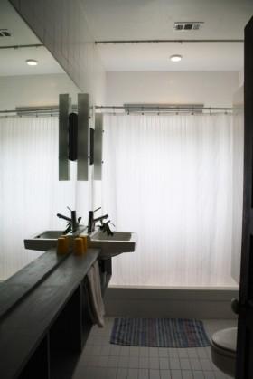 婚房洗手台装修效果图168