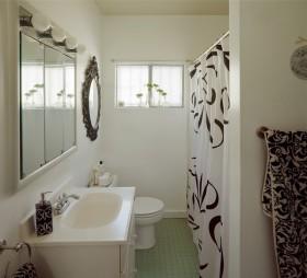 卫生间洗手台装修效果图219