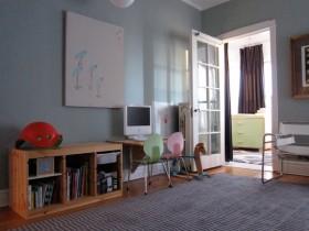 公寓书架装修效果图165
