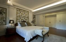 150平二居卧室装修效果图105