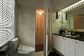 婚房卫生间装修效果图219