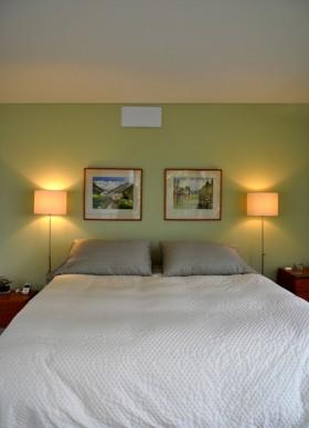 卧室背景墙装修效果图340