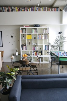 120平loft公寓家装图片7