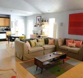 120平公寓装修效果图882
