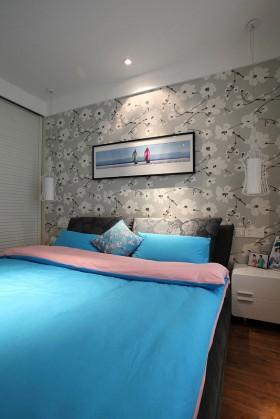 卧室背景墙装修效果图103