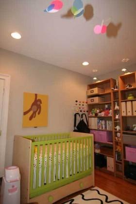 70平米儿童房装修设计效果图