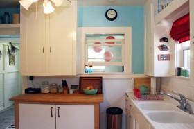 一居室厨房装修效果图312