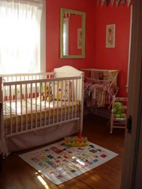 三居室儿童房装修效果图59