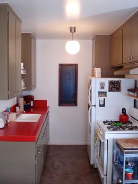 厨房装修效果图311