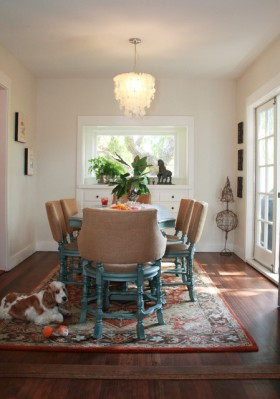 二居室餐桌装修效果图415