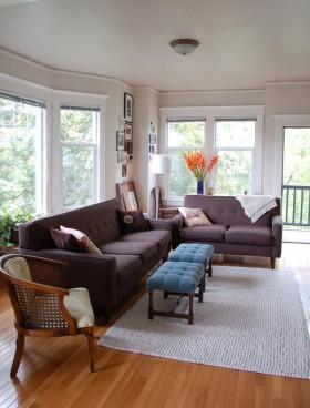 公寓沙发装修效果图702