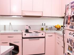 一居室厨房装修效果图310