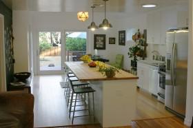 三居室厨房装修效果图310