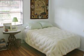 卧室背景墙装修效果图329